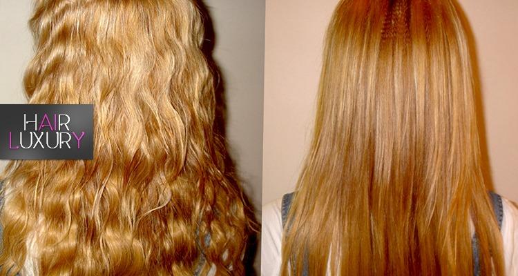 Карвинг волос в домашних условиях