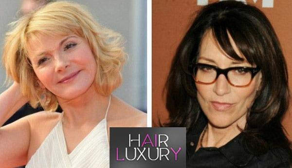 Причёска каскад - фото на средние волосы женщинам после 40 лет