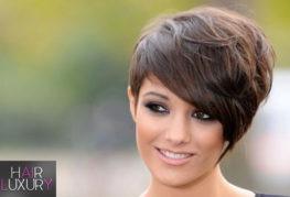 Причёски для овального лица: модные варианты, фото