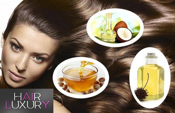 Маски для волос из натуральных ингредиентов