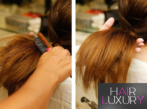 Причёски на свадьбу на средние волосы для гостей: фото