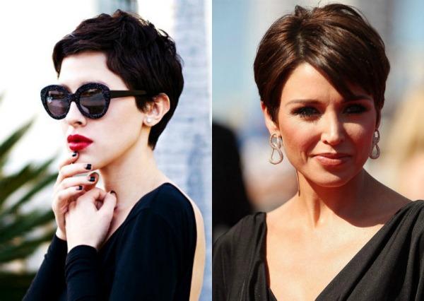 Стрижка пикси на короткие волосы: для женщин за 50
