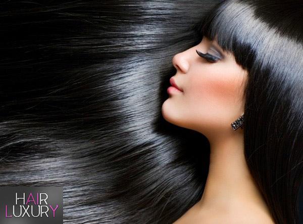 Как смыть черный цвет волос: в домашних условиях
