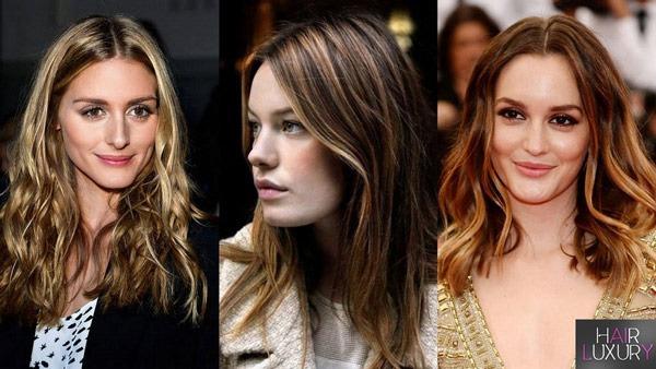 Брондирование волос на темные волосы: фото до и после