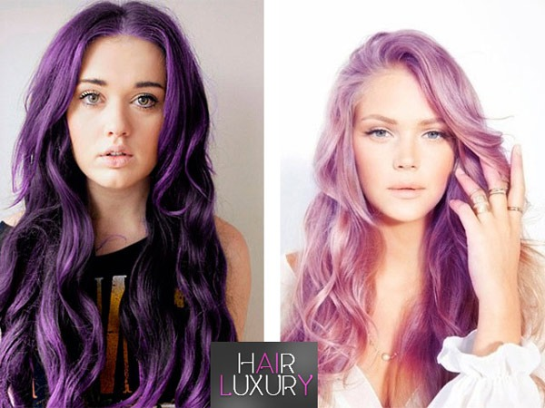 Колорирование волос: фото на темных волосах