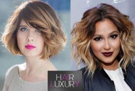 Шатуш на короткие волосы: техника окрашивания, фото до и после