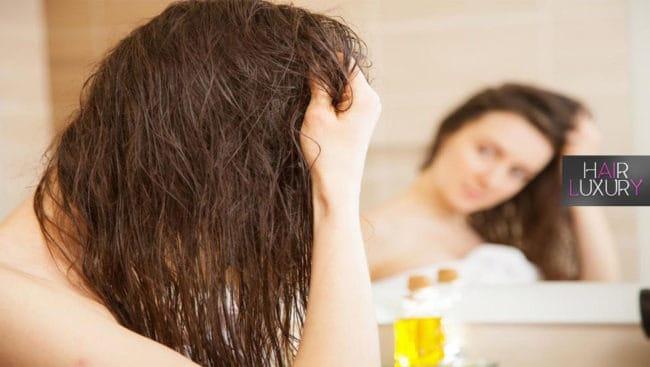 масло для волос оллин фото