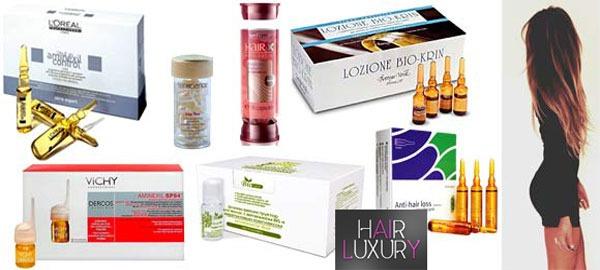 Витамины для роста волос в ампулах