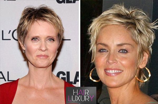 Прически для женщин 50 лет: на средние волосы, омолаживающие