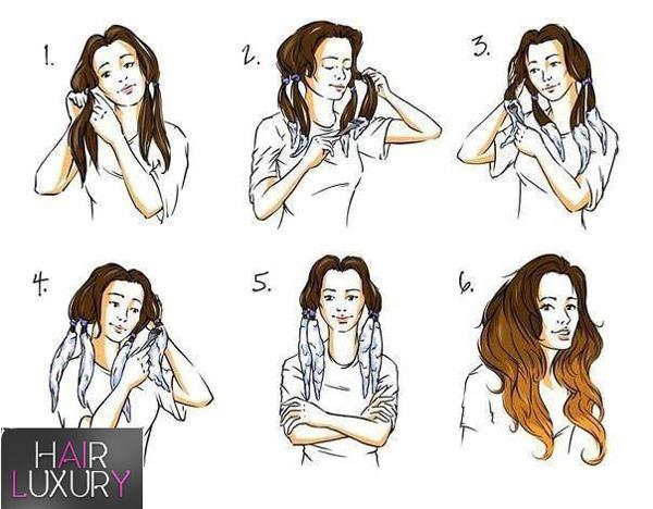 Как покрасить волосы омбре в домашних условиях