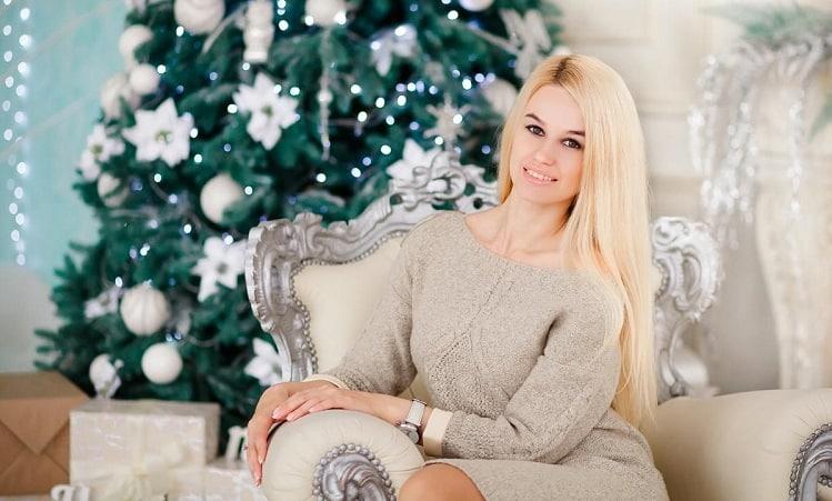 · прически для новогодней фотосессии фото