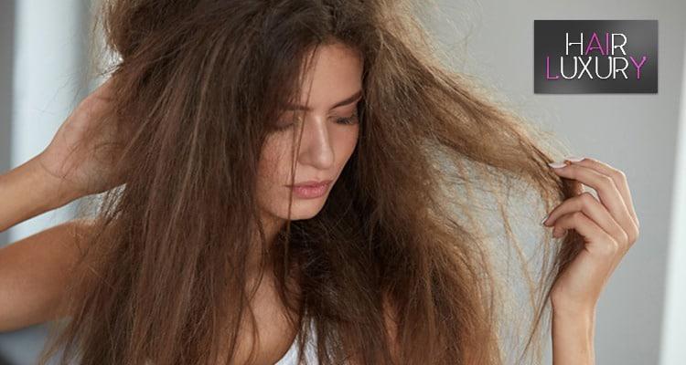 уход за нездоровыми волосами