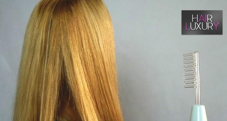 как отрастить волосы с дарсонваль