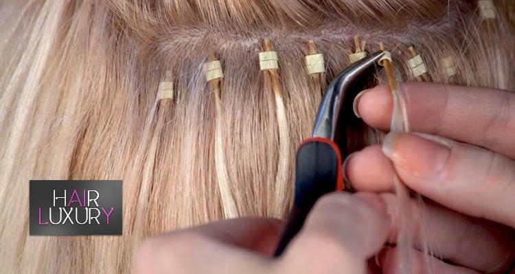 наращенные волосы средства и уход за ними