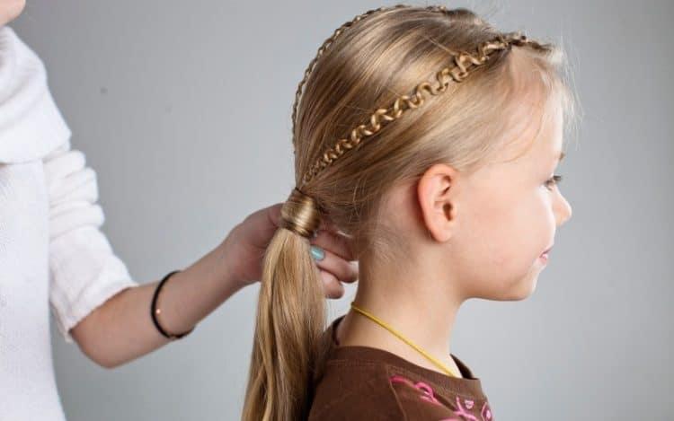 Выпадение волос в переходный возраст