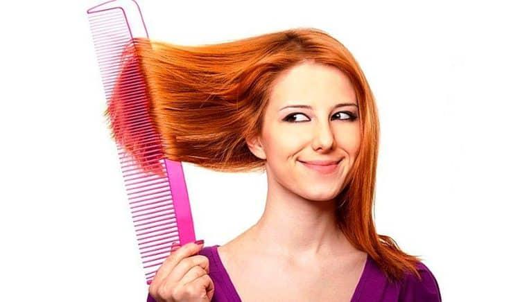 Уход за волосами для девочек подростков: очищение кожи головы