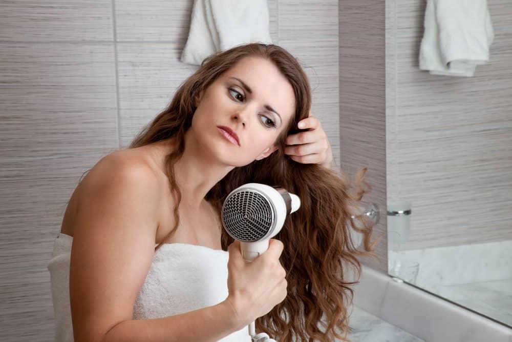 Правильный уход за волосами смешанного типа