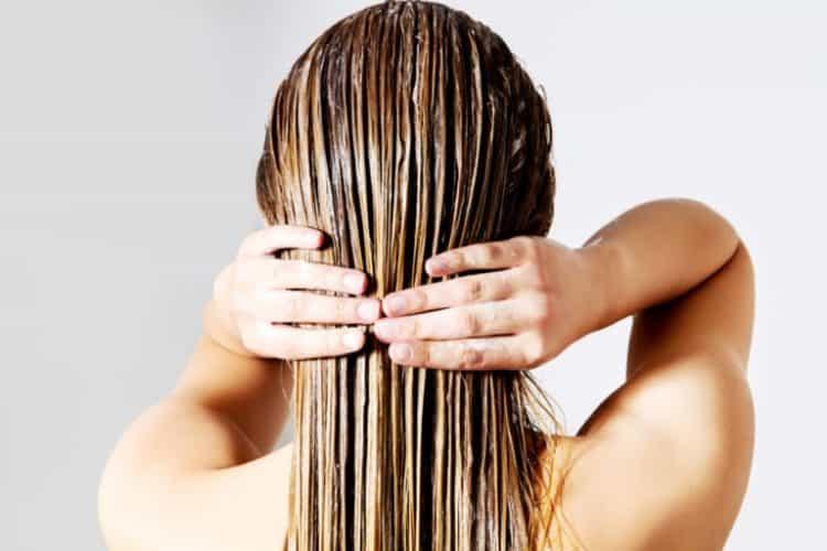 Правильное использование бальзама для волос