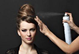 средства по уходу лак для волос